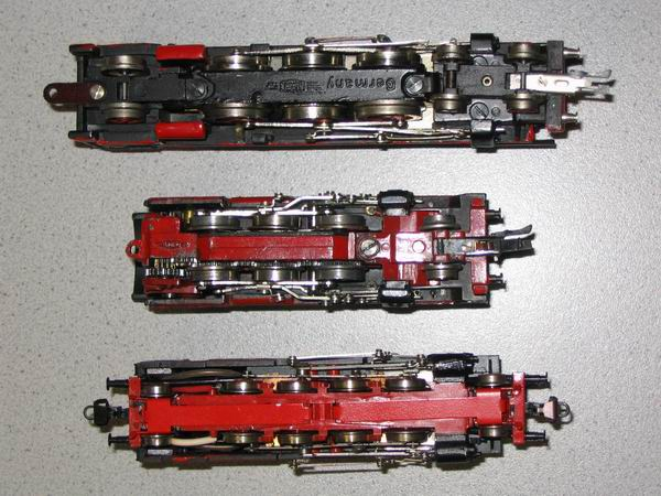 Eisenbahn tt