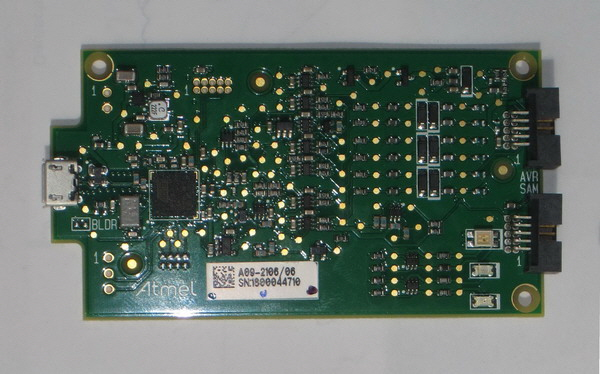 Atmel-ICE board only